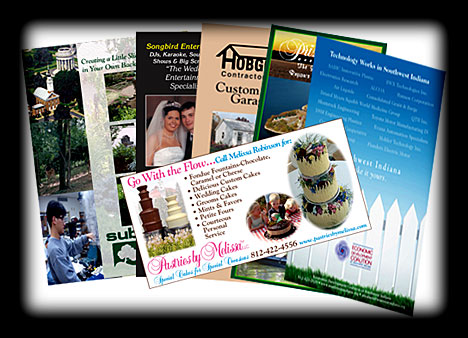 Brochures and print
